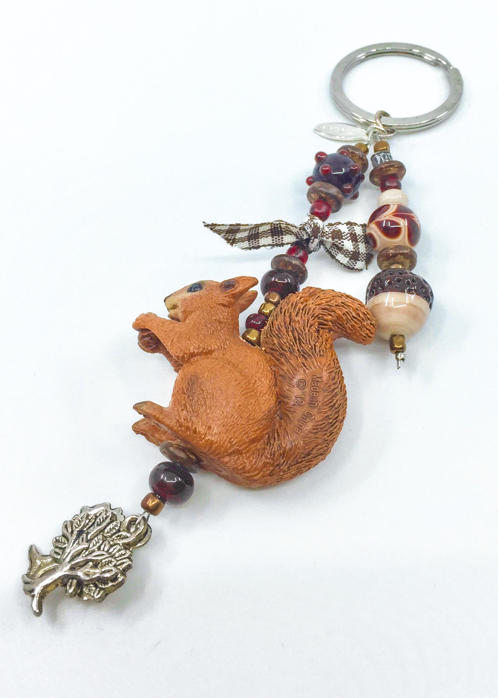 Taschenbaumler Eichhörnchen Himmelsperlen