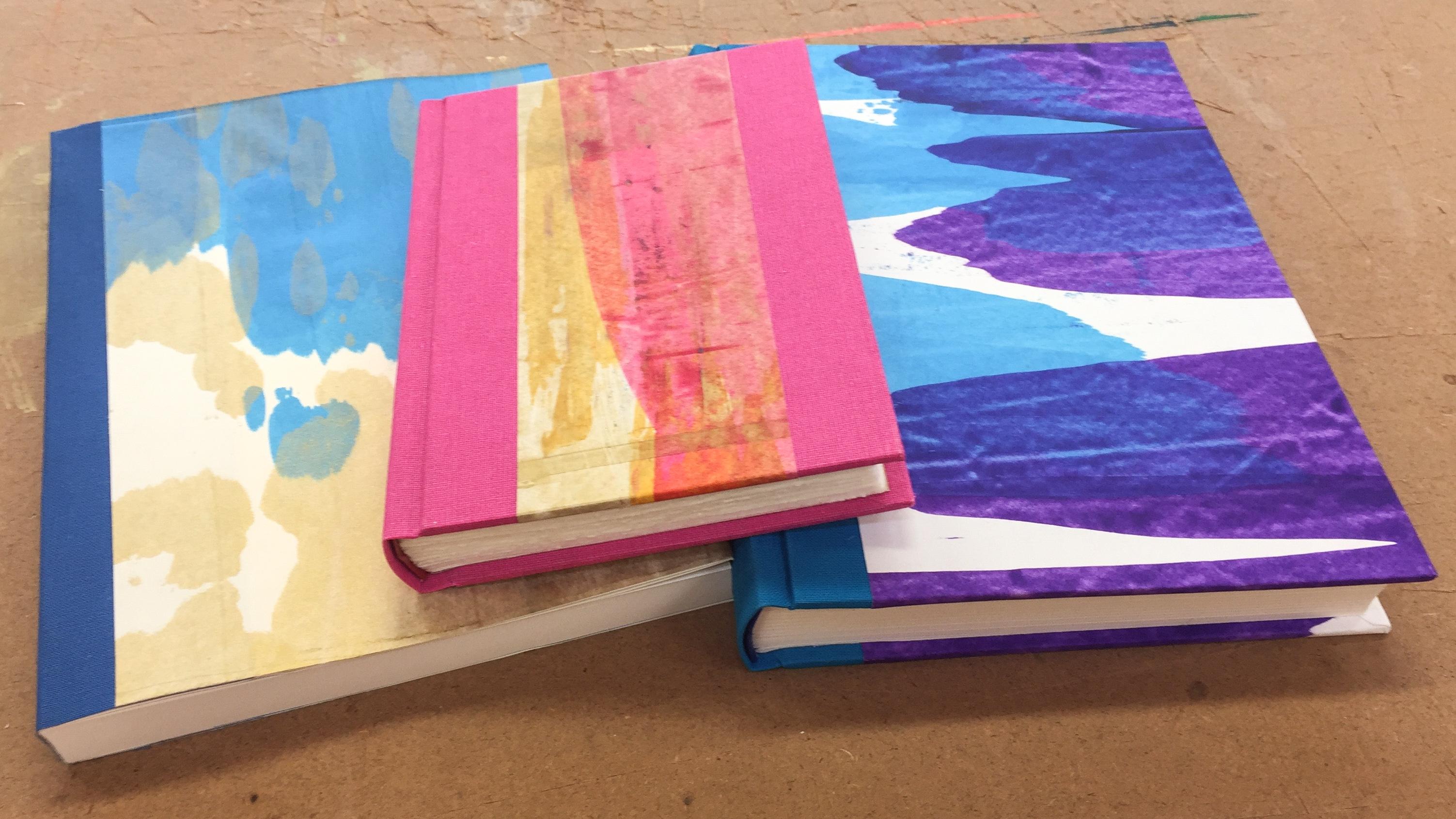 Kunsthandwerk Buchbinden Himmelsperlen